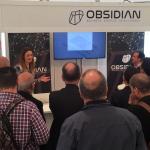 Patrocinador oro de Vision17 de itSMF España es la Obsidian