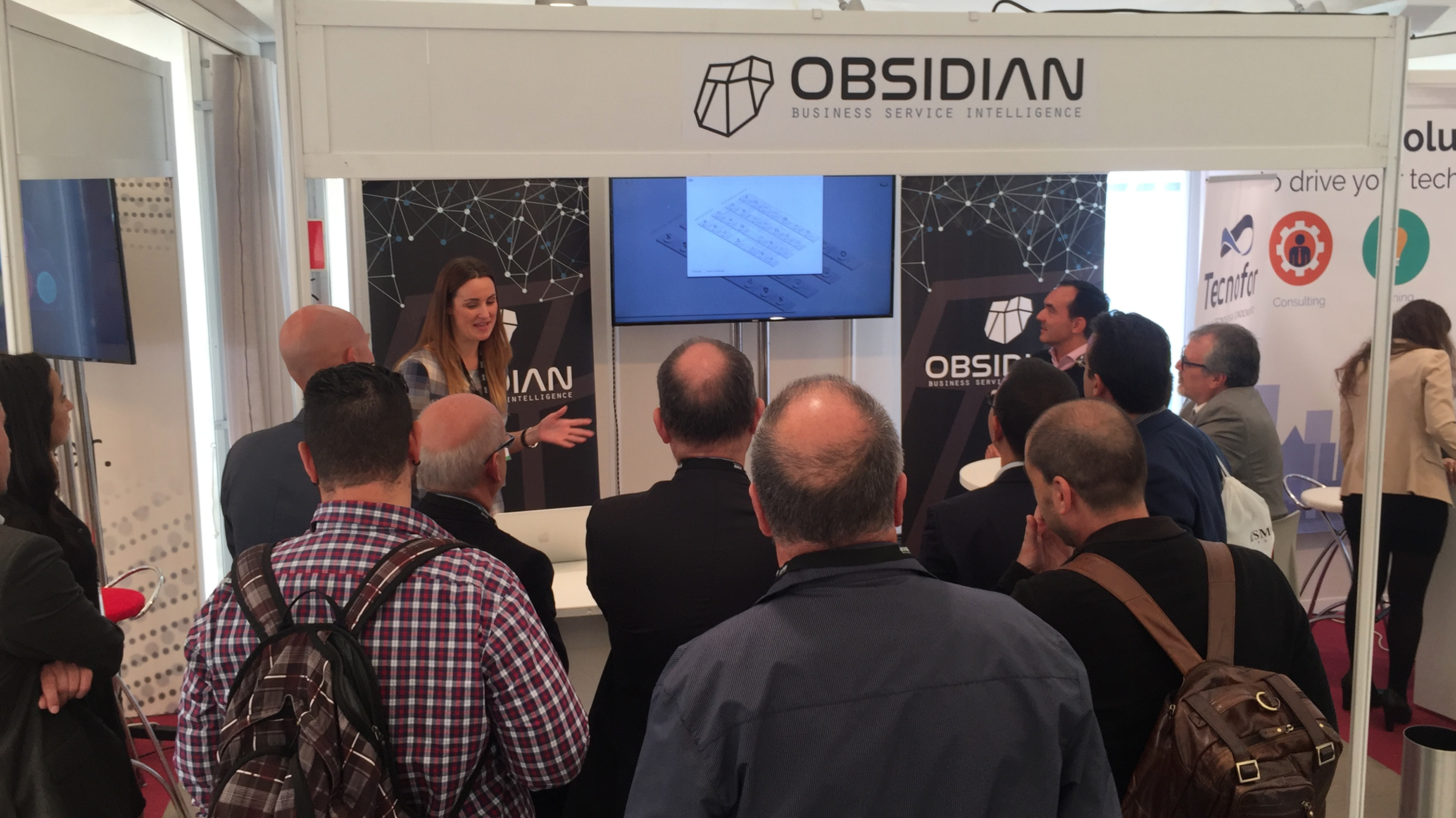 Obsidian, patrocinador de ouro da Vision17 da itSMF Espanha